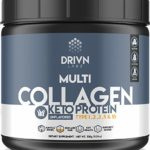 Drivn Labz Multi Collagen Keto Protein
