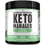 Healthy Habits Living Keto Manager