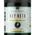 Key Nutrients Key Keto Lemon Lime