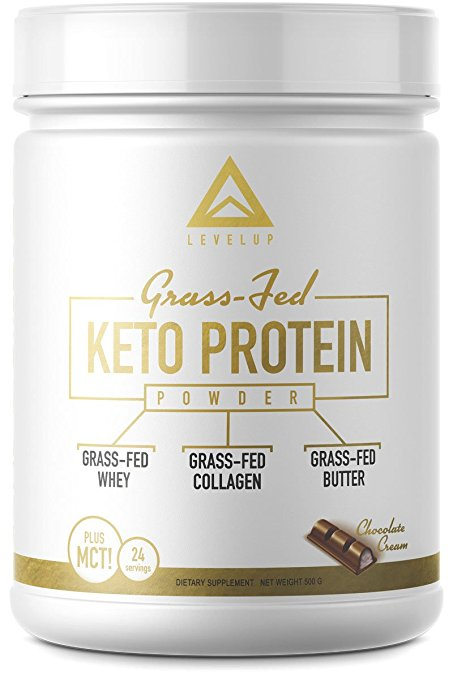 level_up_grass_fed_keto_protein_powder