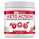 Rapid Action Nutrition Keto Action