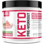 Sheer Strength Labs Keto Pre-Workout